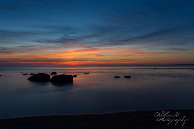 Piritiabeach Tallinn Piritiabeach Visitestonia Estonia 🇪🇪 Water Scenics - Nature Sky Sea Beauty In Nature Sunset Horizon Horizon Over Water Nature