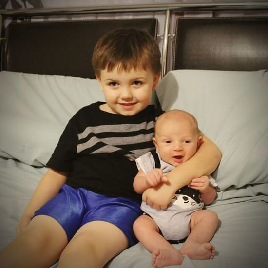 Have to put up the newest of my little munchkin grandsons taken by their mom😘😘 Love Grandsonlove Kids Brotherlylove Babies Of Eyeem Baby Grandsons ICantEven TwoIsBetterThanOne