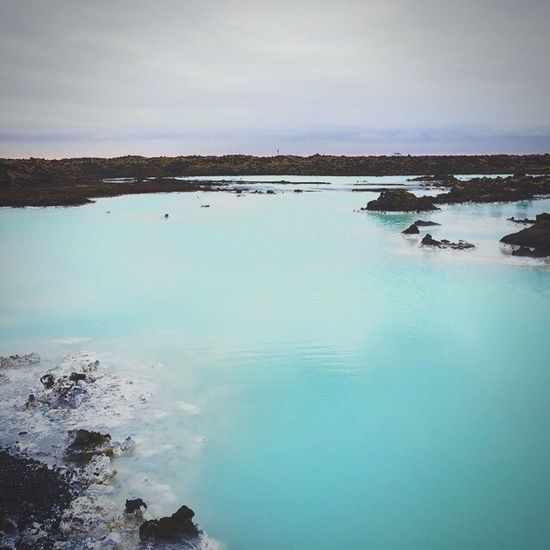 Blue Lagoon Bluelagoon Blue Iceland Lava Wellness Hydrotherapy Thermal Thermal Bath Therme