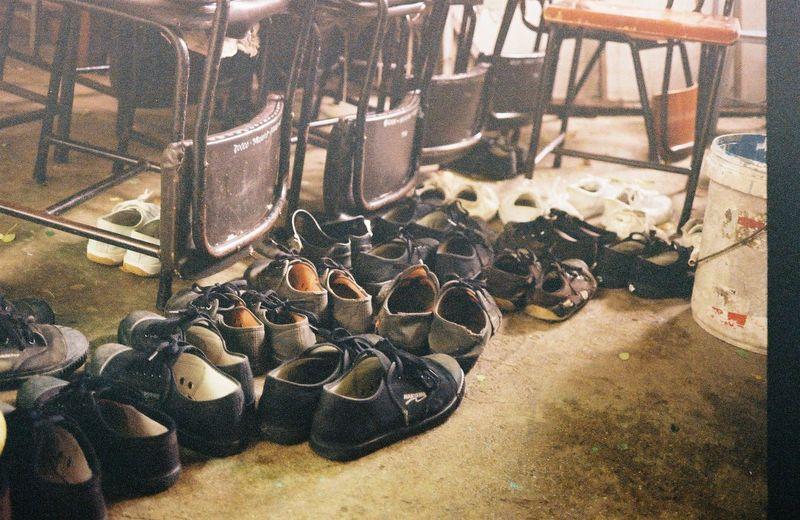 Kids School Shoe
