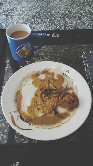 Appam Eggcurry Breakfast ♥ Tea Time Capture The Moment OpenEdit