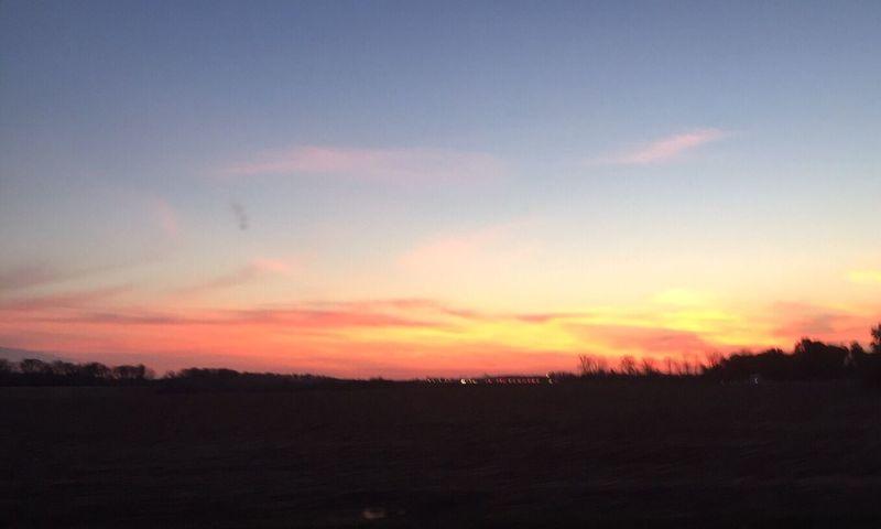 Good morning! Happy hump day! Nature Sunrise Illinois