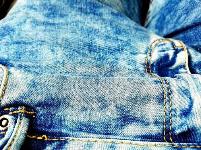 Jeans Blue Jeans Macro Detail Details Clothes Casual Clothing Blue Pantaloni Macchie Tasca Abbigliamento Dettaglio Dettagli Cucitura EyeEm Gallery EyeEm Best Shots Color Phoneography PhonePhotography Nofilter HuaweiP8