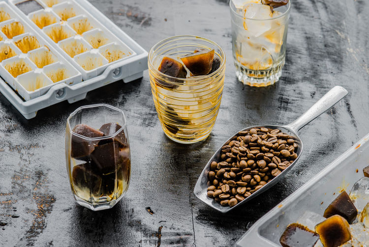 Making Iced Coffee latte Caffeine Coffee Coffee Shop Coffee Latte Coffee Time Coffee ☕ Espresso Frozen Iced Coffee Refreshment Cafe Cappuccino Coffee - Drink Coffee Break Coffee Cup Coffeelover Coffeetime Cold Drink Glass