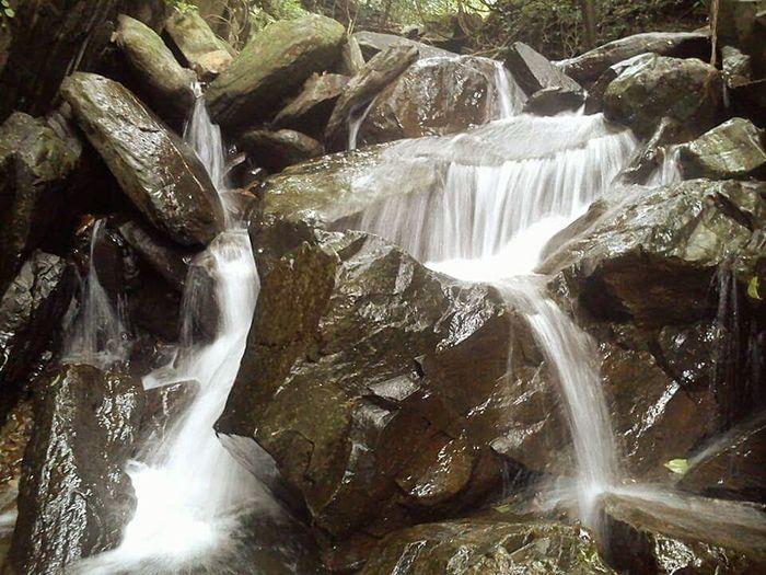 Small waterfall at chorla ghat 2015