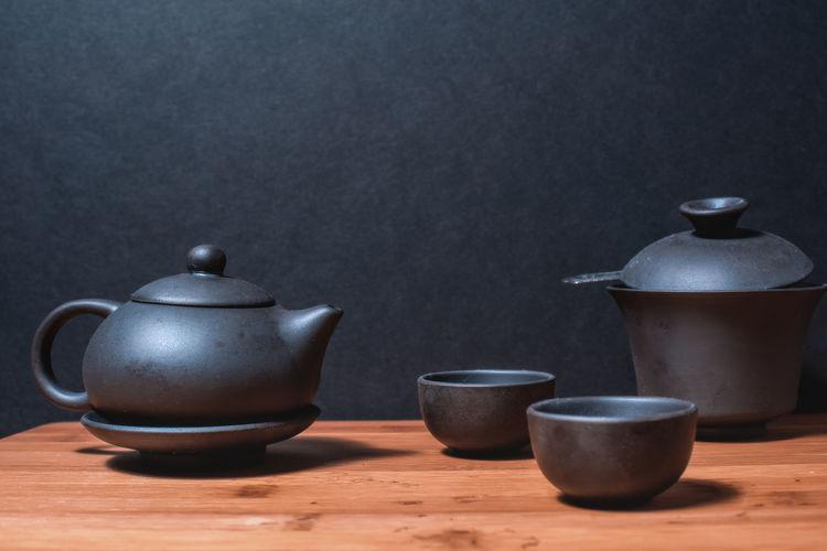 Teapot Still