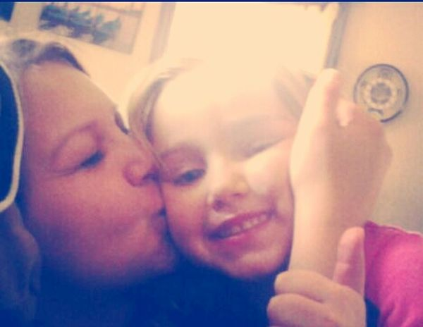 Me And My Little Cousin <3
