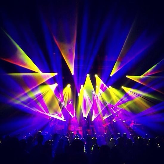 What music looks like to me Concert Umphrey's McGee Live Music