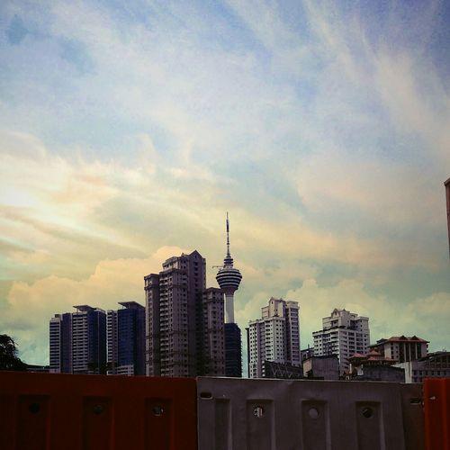 Skyscrapers Malaysia Kualalumpur Urbanphotography Buildings & Sky