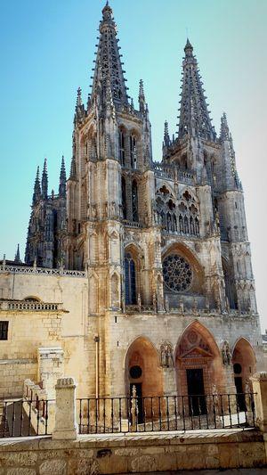 Nuestra antigua Catedral detenida en el tiempo Burgos Monumento Josele