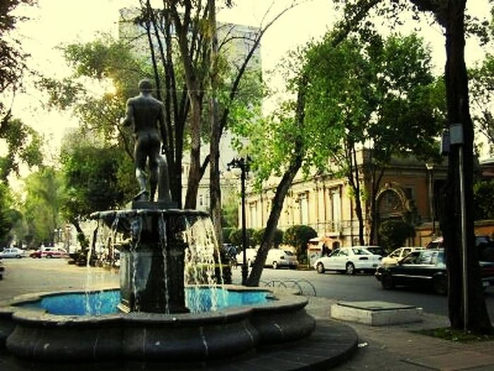 Mexico City Col. Roma Streetphotography Good_morning
