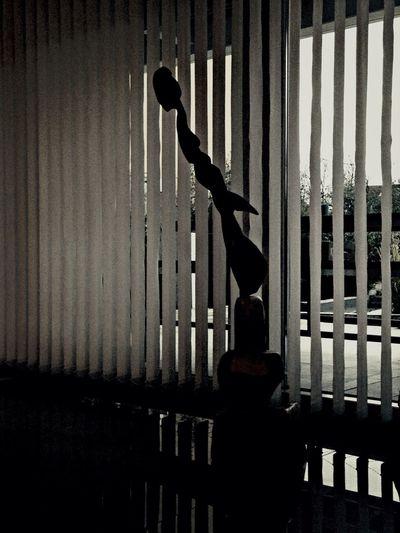 Silhouette Monochrome Art