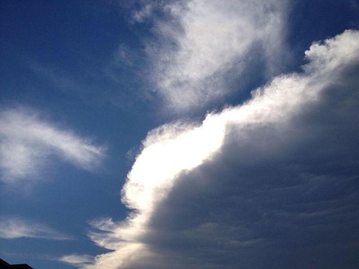 くも 空 自然 Nature Sky Clouds