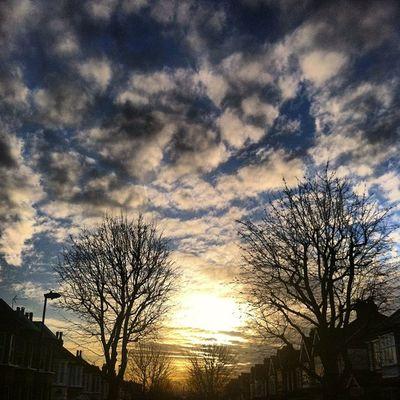 Morning sunrise #clouds #sky #london #iphoneography #instagram #instagood #instagood #iphone Clouds IPhone IPhoneography Sky London Instagram Instagood