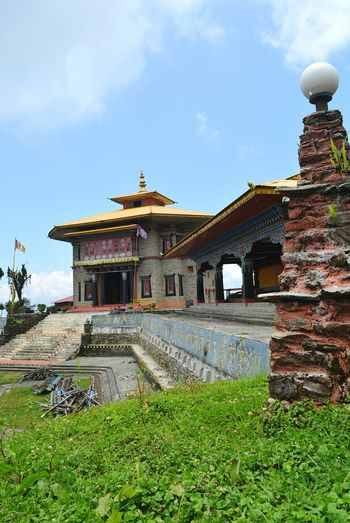 Some Random Temple Keep Wandering Never Stop Exploring Explore The World Gain Experience Be Happy :) Exploring Sikkim
