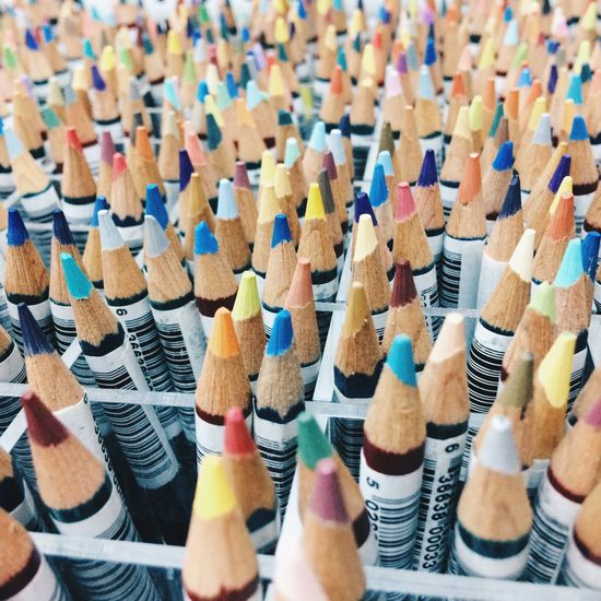 Pencil Objects