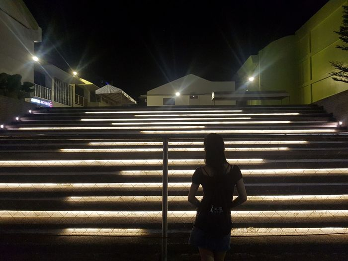 Lights. Public