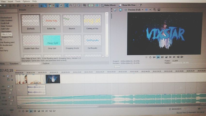 just trying to finish my video it a short dubstep mix & yup c: