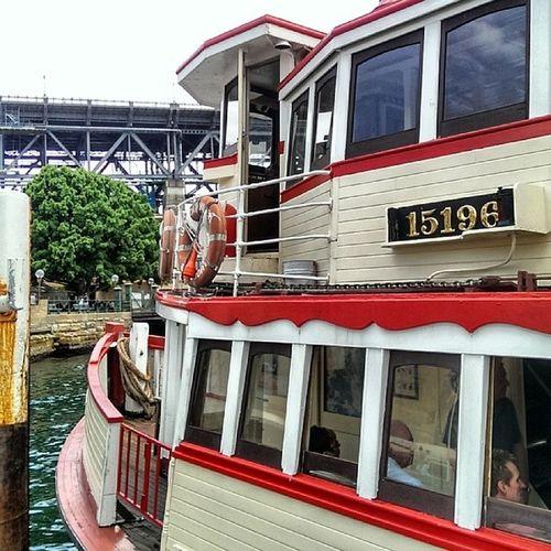 Sydney Sydneyharbour Ferry Classicboats goatislandtour sydneytallship