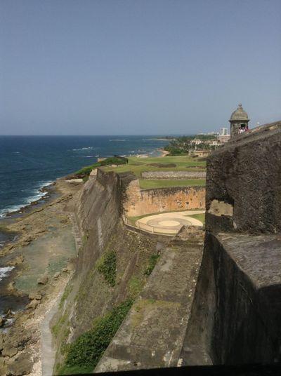 Puerto Rico Old San Juan El Morro