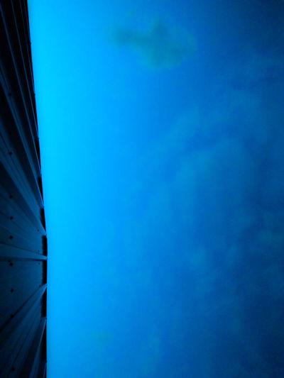 Blue Haze. Blue