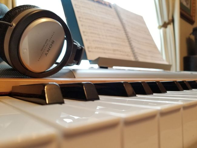 EyeEm Selects Musical Instrument Piano Key Piano Music Arts Culture And Entertainment Indoors  Close-up No People Day