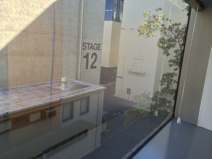 The View From My Window Paramount Pictures Stage 12 Hollywood