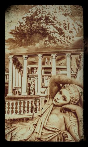 Photographic Approximation Facial Experiments OpenEdit Pompeii Last Day...