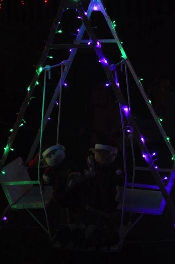 Jakaranda Children Home Christmas Lights