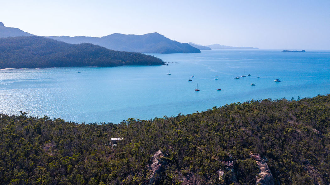 Drone  Beach Beauty In Nature Blue Clear Sky Day Dji Dronephotography Horizon Over Water Lonelyplanet Mountain Nature No People Outdoors Scenics Sea Sky Tranquil Scene Tranquility Tree Water