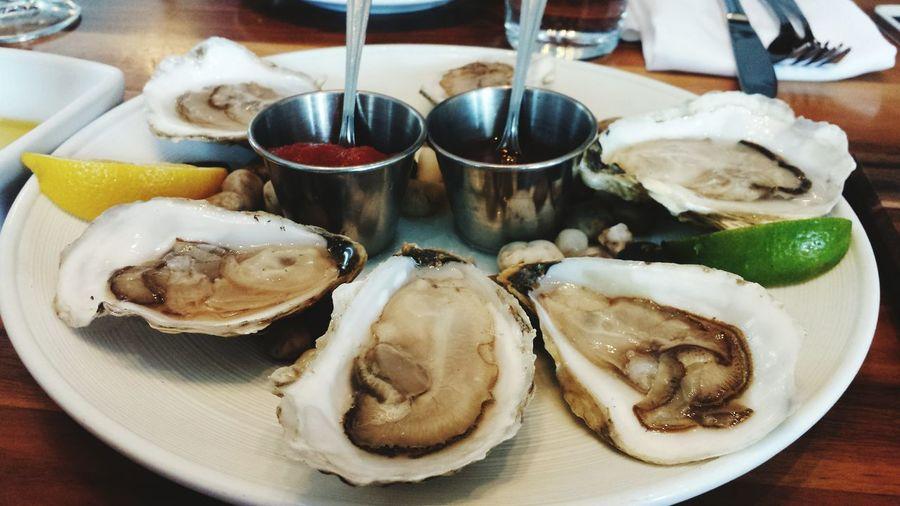 Foodporn Food Oysters