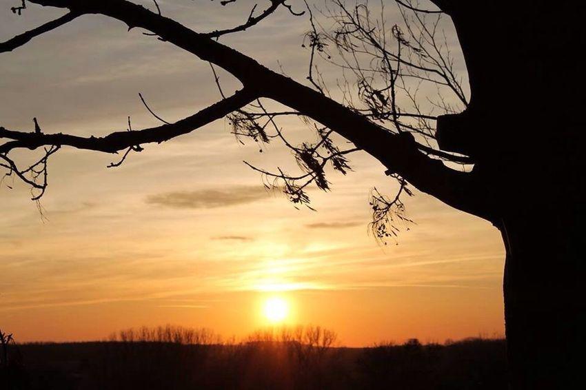 Sunset Noduwez Sun Nature