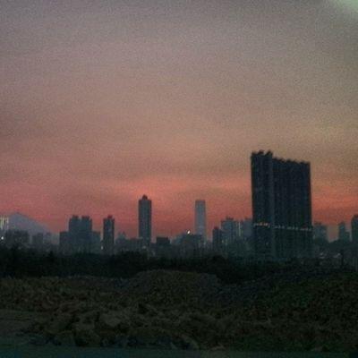 香港,黃昏 Hong Kong . Streetphotography Cityscapes