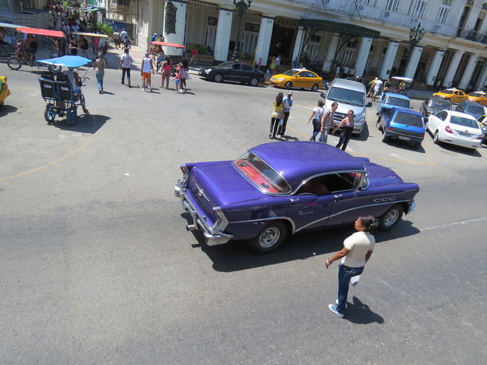 Architecture Car City City Life City Street Cuba Havana Havana Cuba Havana, Cuba Havana,Cuba Land Vehicle Mode Of Transport On The Move Road Street Street Photography Transportation Travel The World Vehicle Vintage Car