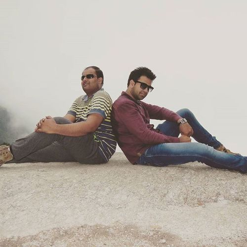 Traveling Mcleodganj Galu Treking Triundtrek Awesome_shots Picoftheday Poses Posingforthecamera