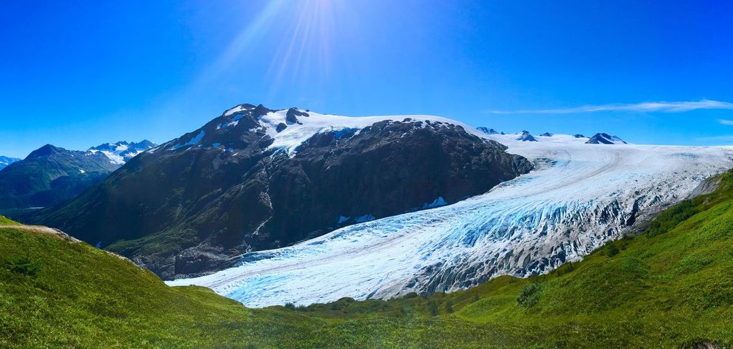 One of my favorite panos. EyeEmNewHere Alaska Nature Glacier Panorama The Great Outdoors - 2018 EyeEm Awards