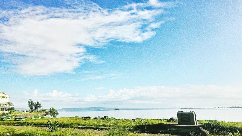 OpenEdit EyeEm Roadtrip Tacloban City Sky Blue