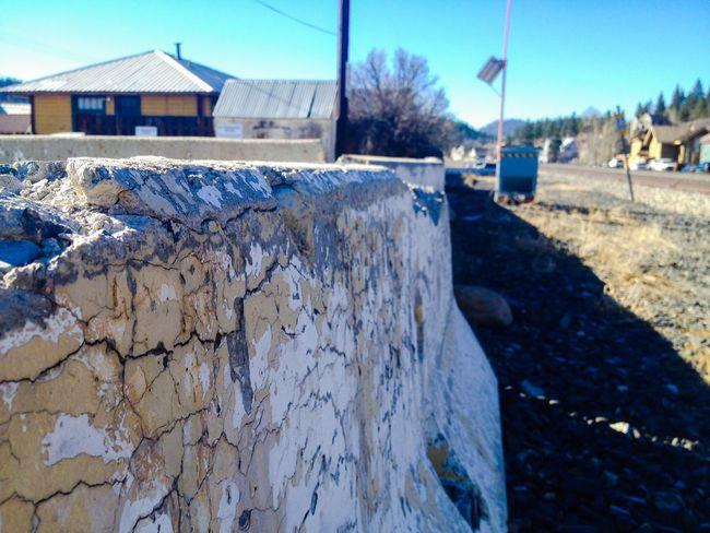 Urban Landscape Urban Decay Truckee  Concrete Jungle
