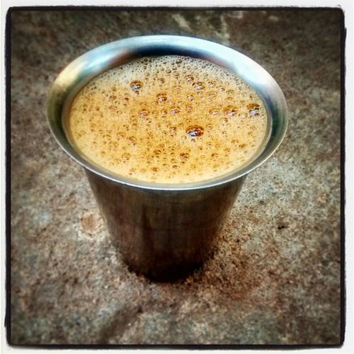 A yawn is a silent scream for coffee. Filterkaapi Coffee Authentic Southindian Coffeelover Refreshingdrink Relaxed Caffeine Coffeeaddict Coffeetime♥