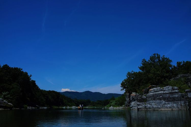 長瀞渓流下り Water