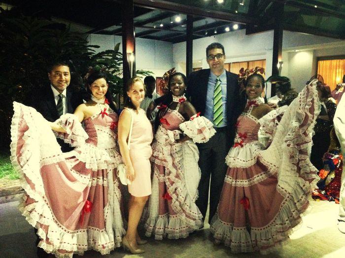 Barranquilla Colombia Cumbia