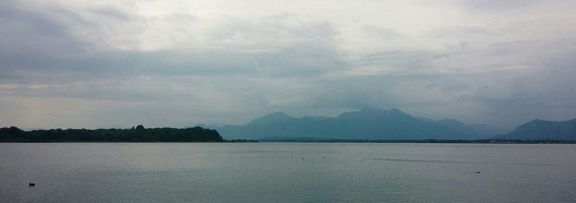 Nice view over the Chiemsee Eye4photography  The Great Outdoors - 2016 EyeEm Awards The Traveler-2016 Awards Malephotographerofthemonth Android Streamzoofamily EyeEm Best Shots - Nature Open Edit Naturelover Nature_perfection Chiemsee
