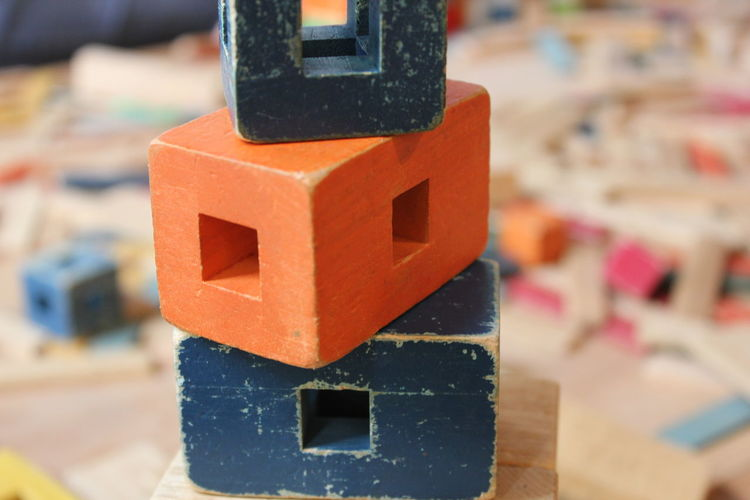 Photographic Memory toys Wooden Blocks Wooden Toys Day Out With Nephew