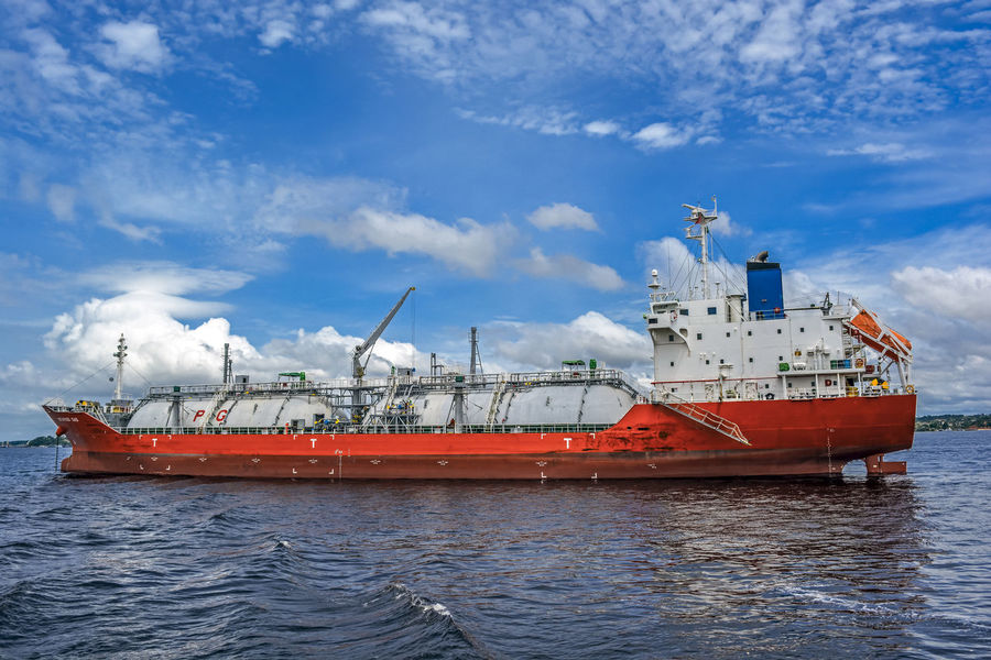 Propane Gas Container Ship Beauty In Nature Day Gas Ship Mode Of Transport Nature Nautical Vessel Nautical Vessels No People Outdoors Propane Ship Propane Tank Sky Transportation Water Waterfront Rio Negro, Manaus Amazonas-Brasil