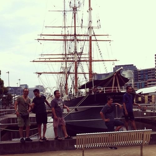Missing Melbourne and my travel buddies ? Australia Pollywoodside Mcec 2014