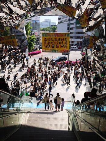 Omotesando Harajuku Shopping