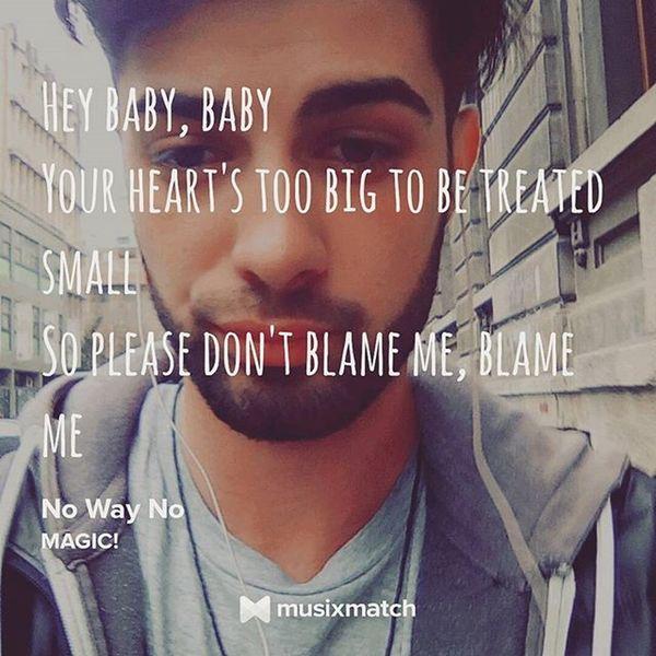 GetTheLyrics with MusiXmatch Lyrics Don't kill the Magic Magic NoWayNo Magic-No Way No