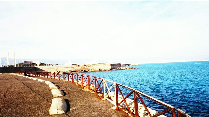 Antibes :) Enjoying The Sun ;)