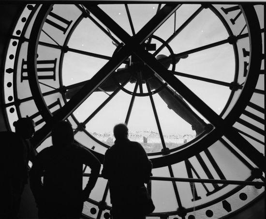 Musée d'Orsay Paris Museum Orsay Bessa667w Mediumformat Blackandwhite Analogue Photography
