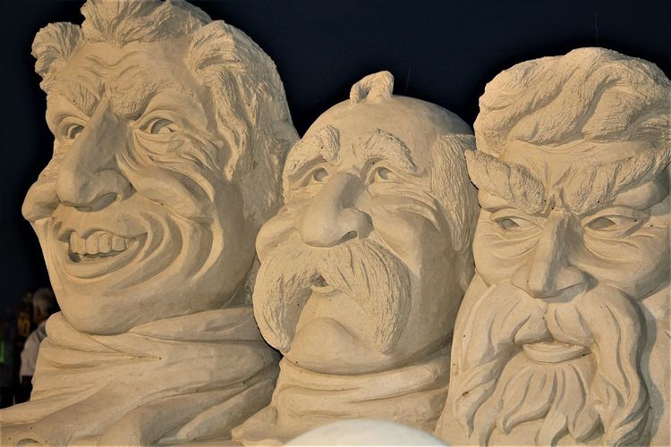 The Three Faces